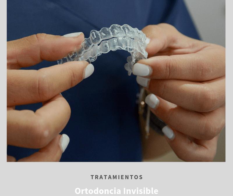 Ortodoncia transparente ( Invisalign )