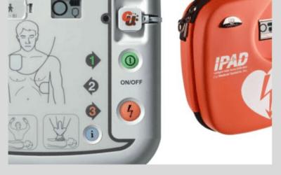 La clínica dental Mesiodens incorpora un desfibrilador a su equipamiento